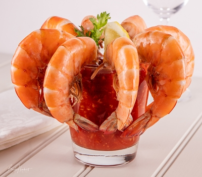 Peel n' Eat Jumbo Shrimp Cocktail